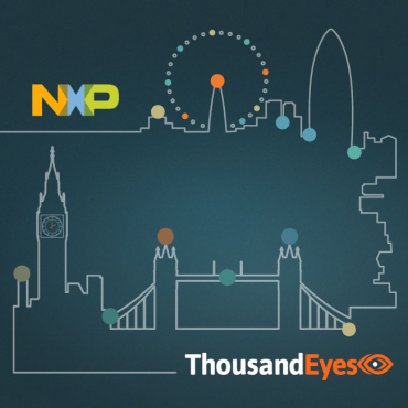 Blog Thumbnail How NXP Optimizes App Performance with ThousandEyes
