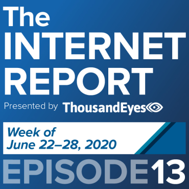 Blog Thumbnail Ep. 13: Broadband Goes Bust, Again; Plus, Satellite Meets SD-WAN