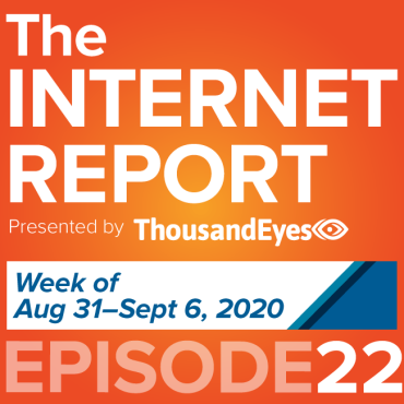 Blog Thumbnail Ep. 22: Even the Internet Enjoys a Long Weekend; Plus, Digging Into a Recent CDN Outage