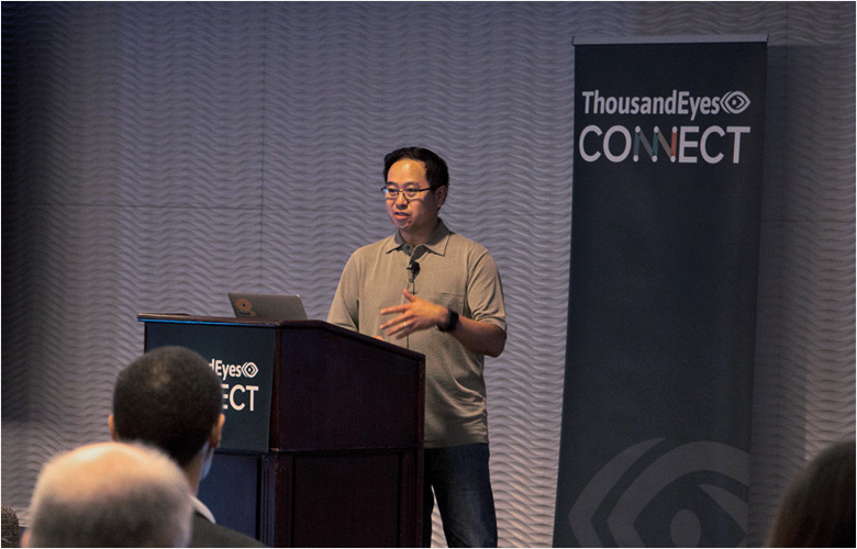 ThousandEyes Connect guest speaker